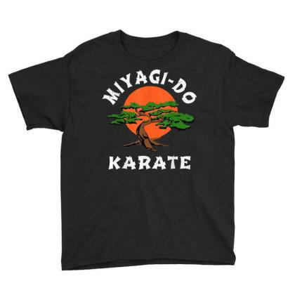Miyagi Do Karate Bonsai Youth Tee Designed By Kakashop
