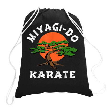 Miyagi Do Karate Bonsai Drawstring Bags Designed By Kakashop