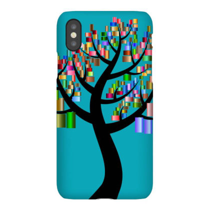 Floral Tree Iphonex Case Designed By Chiks
