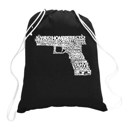 Pulp Fiction Drawstring Bags Designed By Lyly