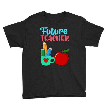 Future Teacher Youth Tee Designed By Ashlıcar