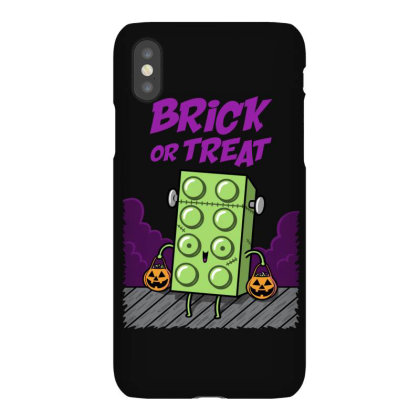 Brick Or Treat! Iphonex Case Designed By Raffiti