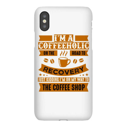 Road To Recovery From Coffeeholic Iphonex Case Designed By Artistic Paradigms