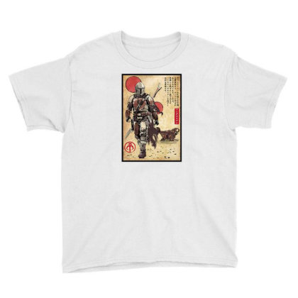The Way Of Bounty Hunters Tee Youth Tee Designed By Bannon