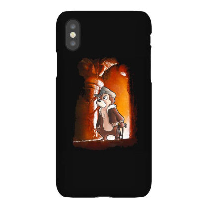 The Temple Cartoon Iphonex Case Designed By Bannon