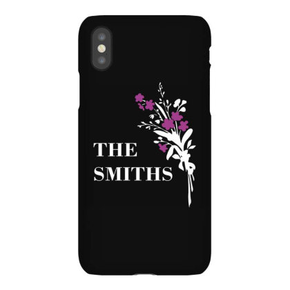 The Smiths Flower Iphonex Case Designed By Bannon