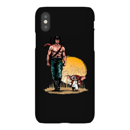 The Rambolorian Castom Iphonex Case Designed By Bannon