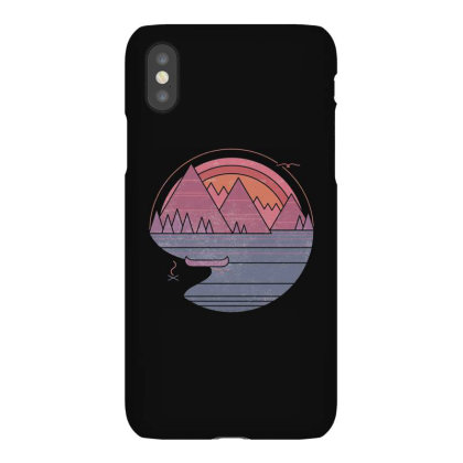 The Mountains Are Calling Iphonex Case Designed By Bannon