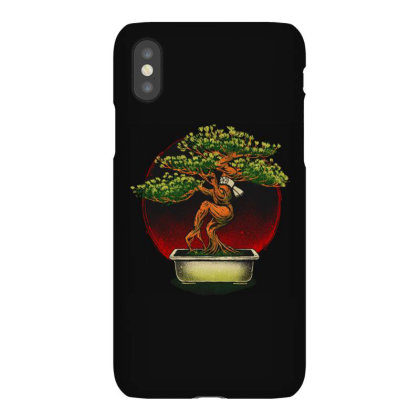 The Karate Bonsai Iphonex Case Designed By Bannon