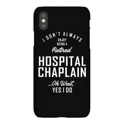 Hospital Chaplain Shirt Job Title Gift Iphonex Case Designed By Cidolopez