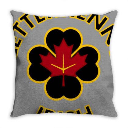 Irish Throw Pillow Designed By Schulz-12