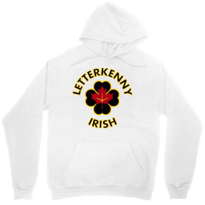 Irish Unisex Hoodie Designed By Schulz-12