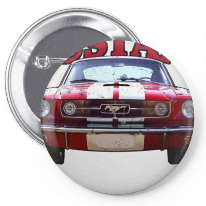 Mustang, Ideal Gift Or Birthday Present Pin-back Button Designed By Schulz-12