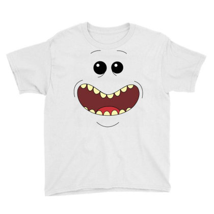 Mr.meeseeks Youth Tee Designed By Schulz-12