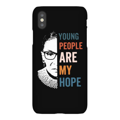 Young People Are My Hope Iphonex Case Designed By Advance Shirt