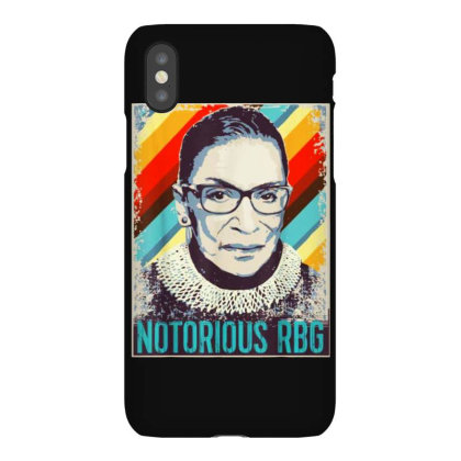 Ruth Bader Ginsburg Notorious Rbg Iphonex Case Designed By Advance Shirt