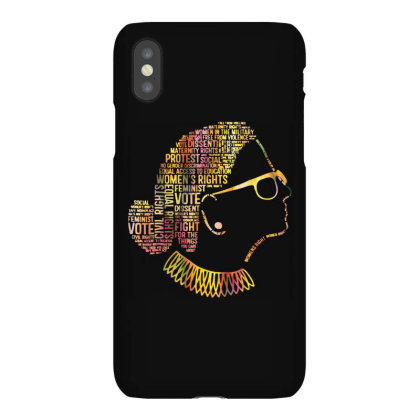 Ruth Bader Ginsburg Quotes Iphonex Case Designed By Kevin Design
