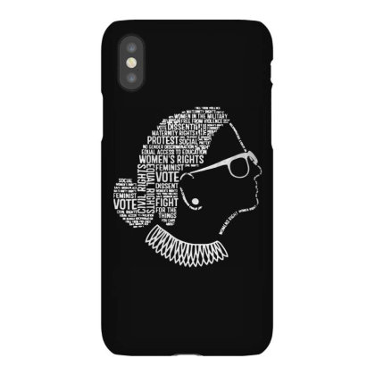 Notorious Rbg    Quotes Iphonex Case Designed By Kevin Design