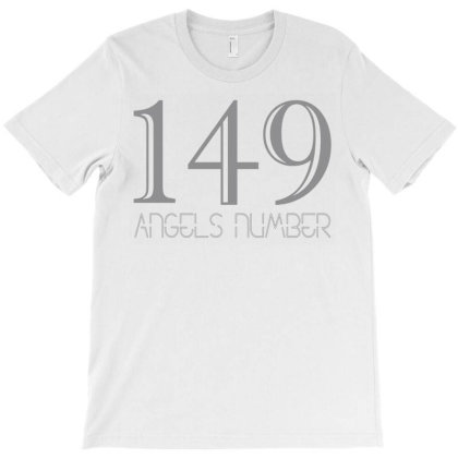 149 Angels Number T-shirt Designed By Anvist Store