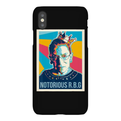 Awesome Vintage Notorious Rbg Iphonex Case Designed By Kevin Design