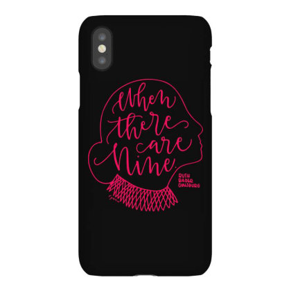 Rgb When There Are Nine Typography Iphonex Case Designed By Kevin Design