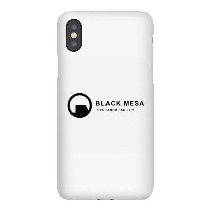 Black Mesa Iphonex Case Designed By Jonathanz