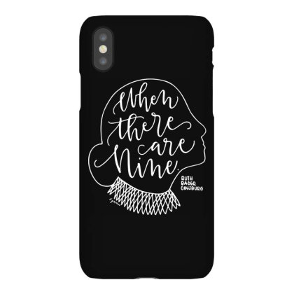 When There Are Nine Iphonex Case Designed By Kevin Design