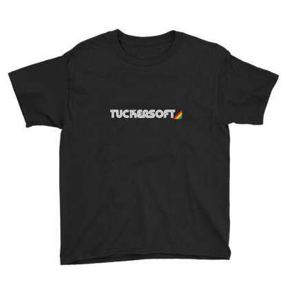 Tuckersoft Youth Tee Designed By Jonathanz