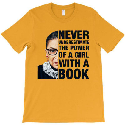 Ruth Bader Ginsburg T-shirt Designed By Kevin Design