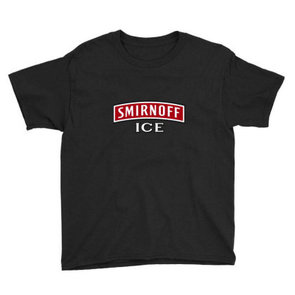 Smirnoff Ice Youth Tee Designed By Noajansson