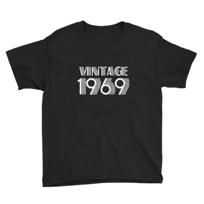 Vintage Youth Tee Designed By Noajansson
