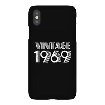 Vintage Iphonex Case Designed By Noajansson