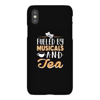Musical5 And Tea Iphonex Case Designed By Noajansson