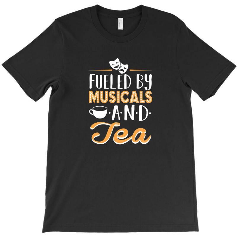 Musical5 And Tea T-shirt | Artistshot