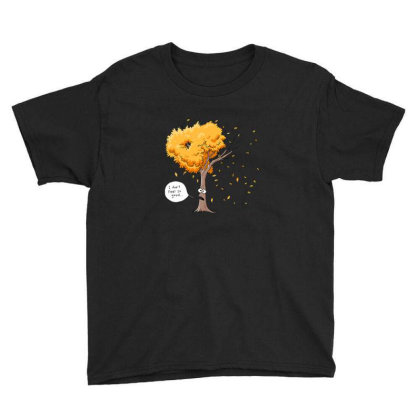 I Dont Feel So Good Youth Tee Designed By Brittnicarlson