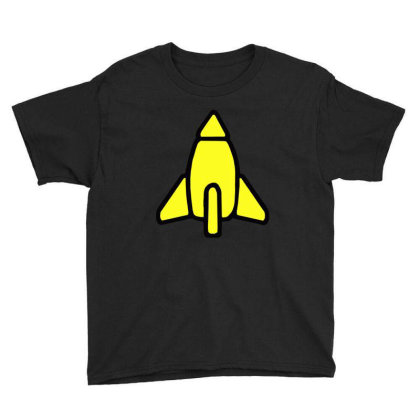 Rocket Youth Tee Designed By Brittnicarlson