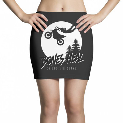 Bones Heal Mini Skirts Designed By Jakobsson