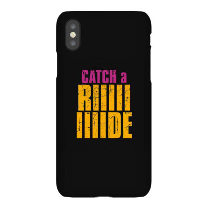 Catch A Ride Iphonex Case Designed By Jakobsson