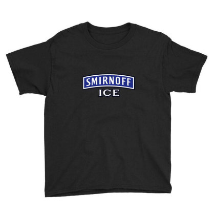 Smirnoff Ice Youth Tee Designed By Jakobsson