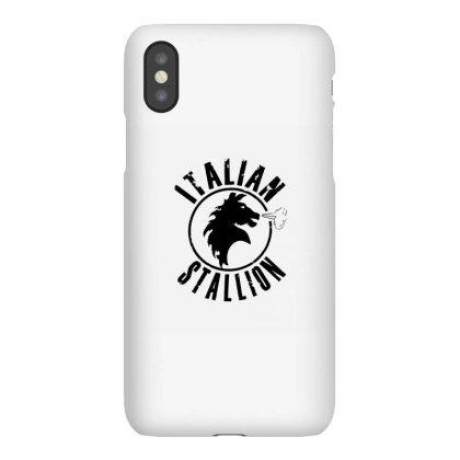 Italian Stallion Iphonex Case Designed By Jakobsson