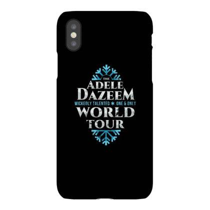 Adele Dazeem Iphonex Case Designed By Jakobsson