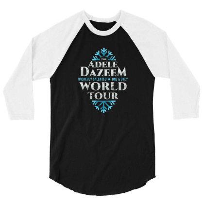 Adele Dazeem 3/4 Sleeve Shirt Designed By Jakobsson