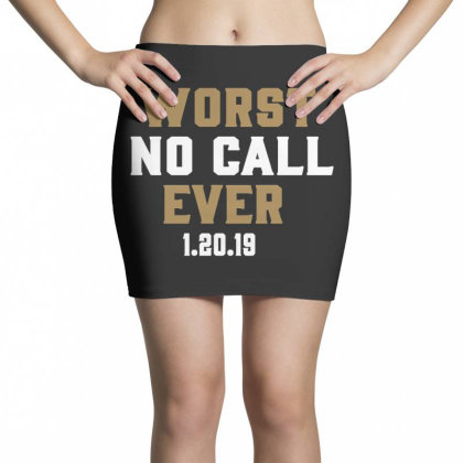 Worst No Call Ever Mini Skirts Designed By Jakobsson