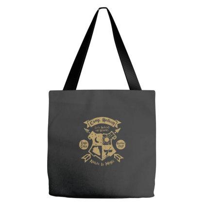 Camp Hedwig Tote Bags Designed By Elijahbiddell