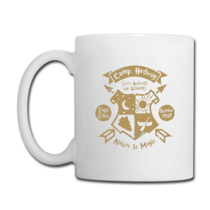 Camp Hedwig Coffee Mug Designed By Elijahbiddell