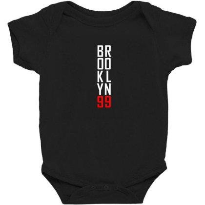 Brooklyn Baby Bodysuit Designed By Elijahbiddell