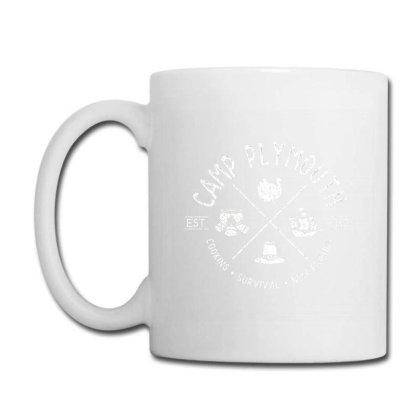 Camp Plymouth Coffee Mug Designed By Elijahbiddell