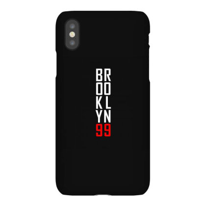Brooklyn Iphonex Case Designed By Elijahbiddell