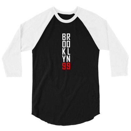 Brooklyn 3/4 Sleeve Shirt Designed By Elijahbiddell
