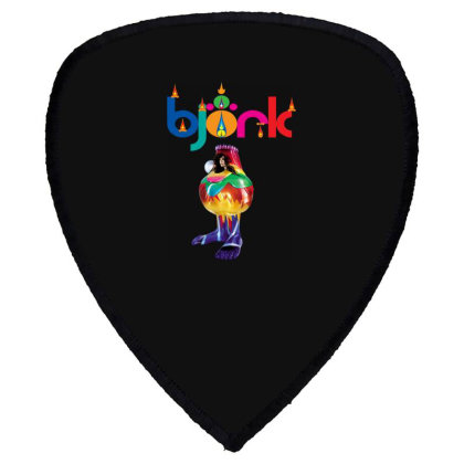 Bjork New Shield S Patch Designed By Schulz-12